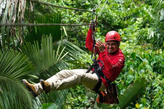 Zipline Adventure in Dangriga