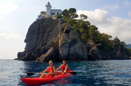 2-Hour Portofino Sunset Kayaking and...