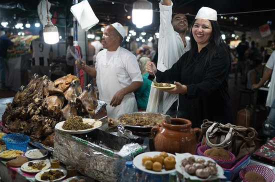 Marrakech Street Food Experience - en...