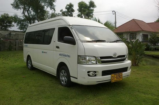 Phuket Private Arrival Transfer with Fast Track Immigration