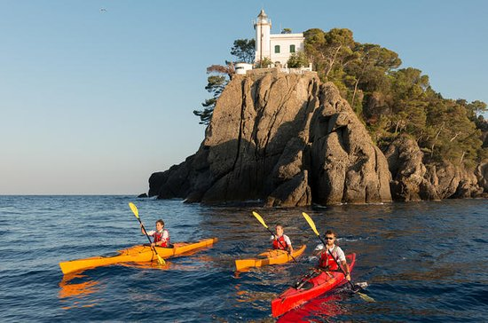 Portofino Half Day Kayak Tour