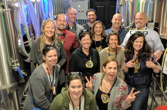 Virginia's Blue Ridge Hop-On Hop-Off Brewery Tour