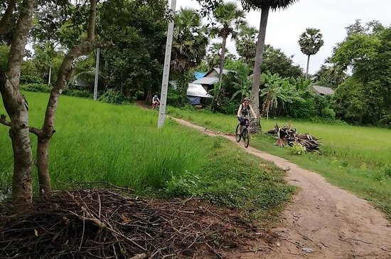 SIEM REAP-BIKE DEMI-JOURNEE DE...