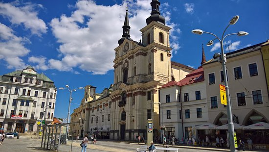Lastminute hotels in Jihlava