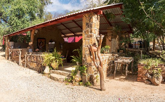 San Bartolo, เม็กซิโก: 100 years old ranch house, a perfect place to sit back and enjoy a glass of wine with frieds