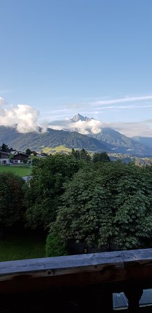 Patsch, Austria: View from the balcoy