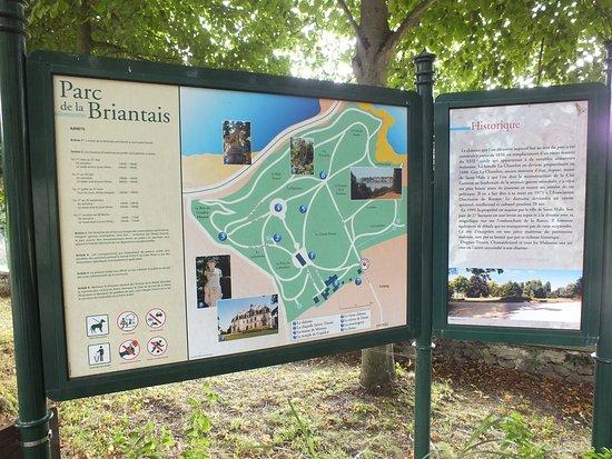 Parc de la Briantais照片