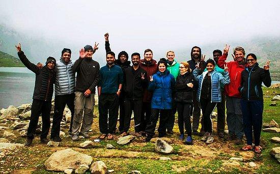 Budget Trek Kashmir
