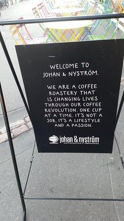 Johan & Nystrom Oy: Sign