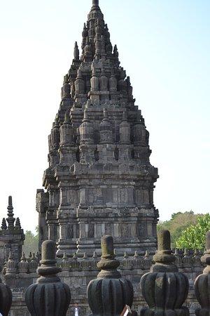 Ιάβα, Ινδονησία: Templo de Prambanan