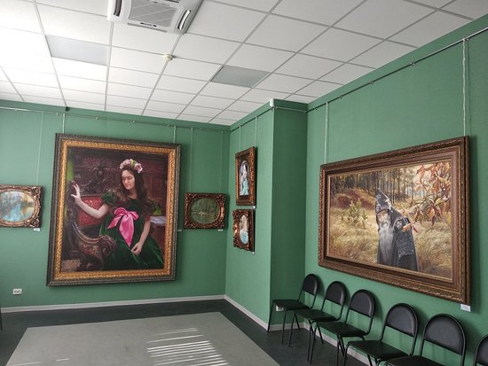 Shhyolkovo Art Gallery