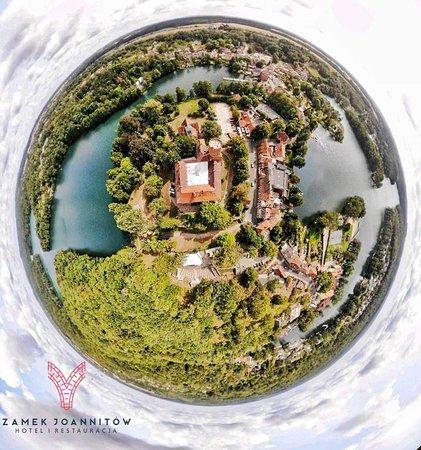 Lagow, Polonia: Planeta Zamek