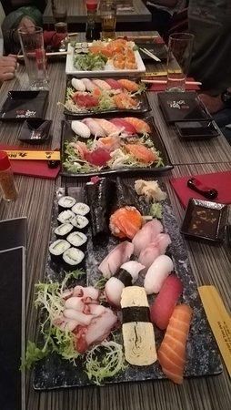 Sushi Picture Of Kyushu Utrecht Tripadvisor Wij zijn gevestigd in hoofddorp, dordrecht en utrecht. tripadvisor