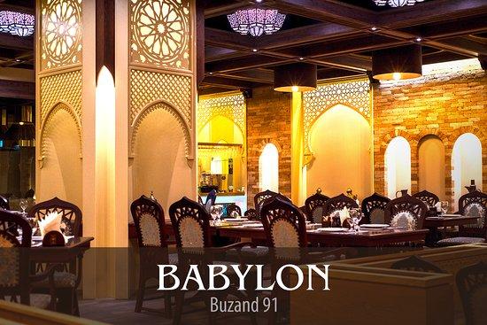 Babylon Restaurang | Delil