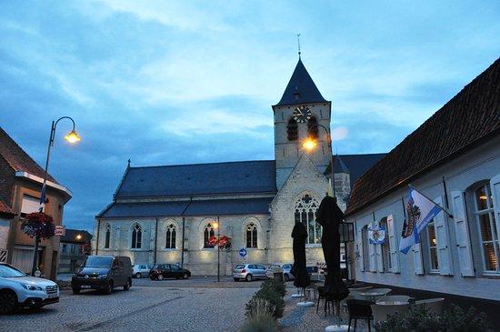 Lebbeke, بلجيكا: Outside view.