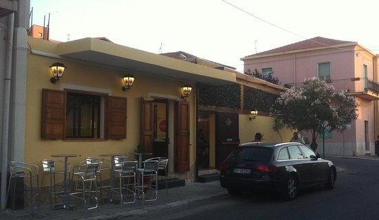 Pellaro, إيطاليا: Ingresso locale
