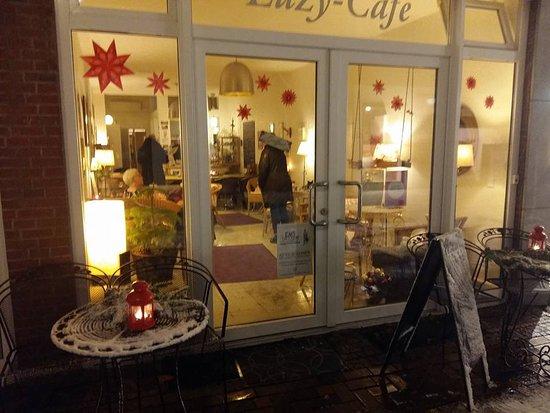 Emsdetten, Deutschland: Luzy-Café - gemütlich, köstlich, persönlich