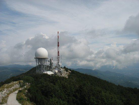 Ucka Nature Park, Croatie : Mont Ucka