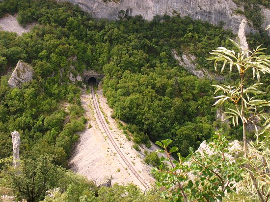 Ucka Nature Park, โครเอเชีย: Attention aux indiens