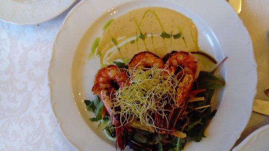 Balthasar: Shrimps
