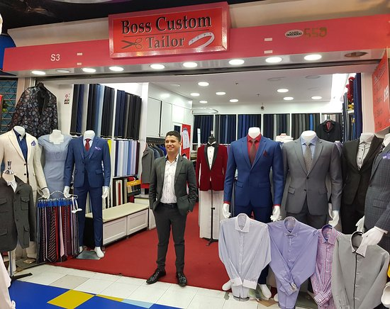 Boss Custom Tailor