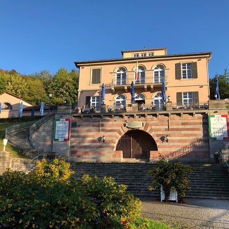 Ristaurante Castello Belvedere in Bad Rückenau