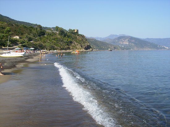 Spiaggia Torre Conca: spiaggia