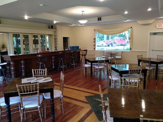 Seven Hills Inn: La sala da pranzo