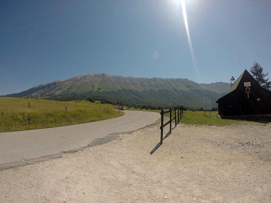 Pacentro, Italy: Passo San Leonardo
