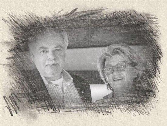 Eppenbrunn, Germany: Die Inhaber Hans und Ursula Kupper