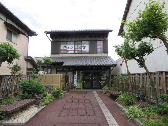 Omoshiro Shukubakan: 建物全景