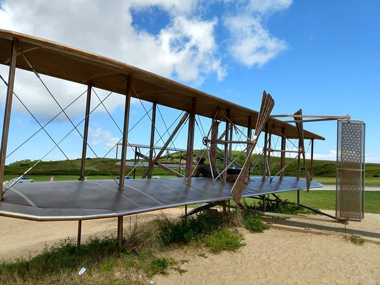 Wright Brothers National Memorial: IMG_20180902_110722588_HDR_large.jpg
