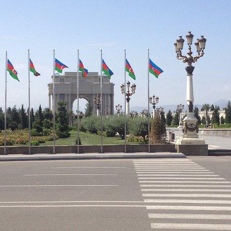Ganja Heydar Aliyev Park: photo2.jpg