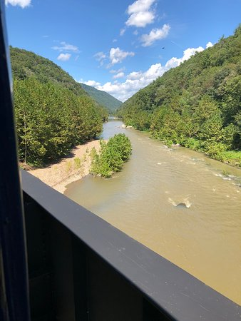Potomac Eagle Scenic Railroad Picture