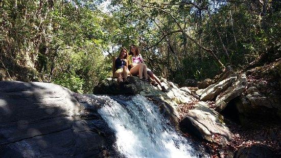Arapei, SP: Cachoeira do criminoso