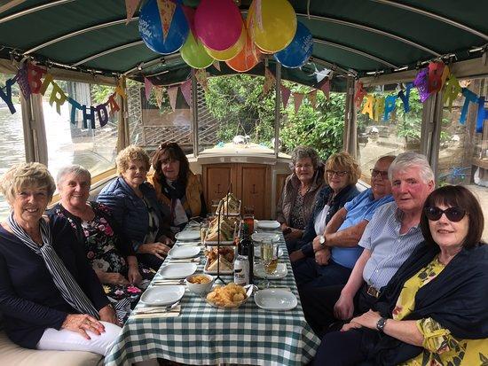 Cambridge River Trips: Family & Friends