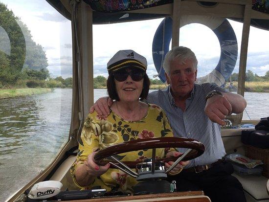 Cambridge River Trips: Hubby & Me