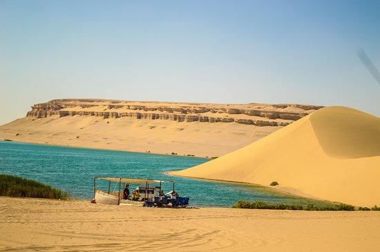 Magic lake - Picture of Remal Adventures Egypt, Cairo - Tripadvisor