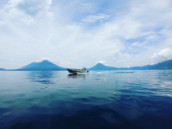 Lake Atitlan, Guatemala: Espectacular!!