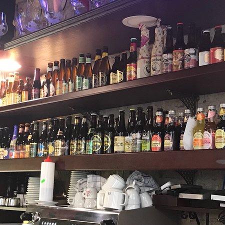 Piwa belgijskie w Rydze