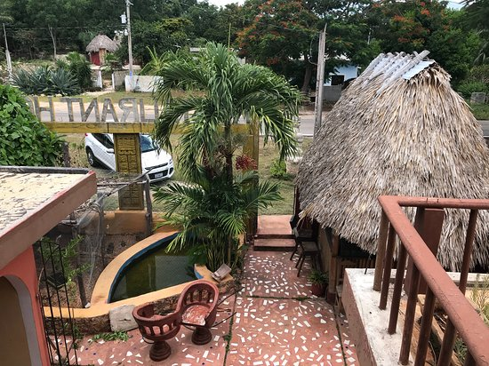 Santa Elena, Mexico: vista dal secondo piano