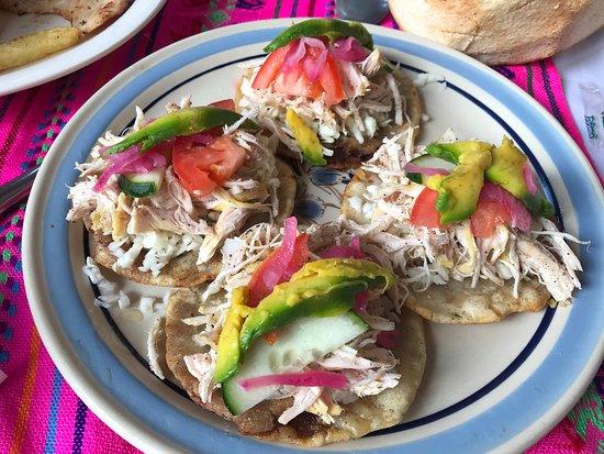 Santa Elena, Mexico: tacos