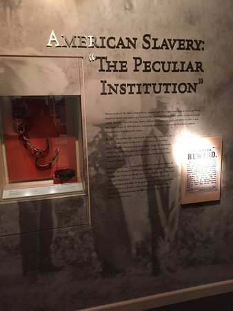 National Civil War Museum: Real artifacts about a dark time in US history