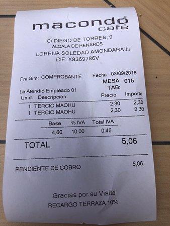 Macondo Alcarria Alcala De Henares Restaurant Reviews