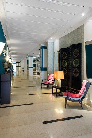 Hall – Foto de Savoy Beach Hotel, Paestum - Tripadvisor