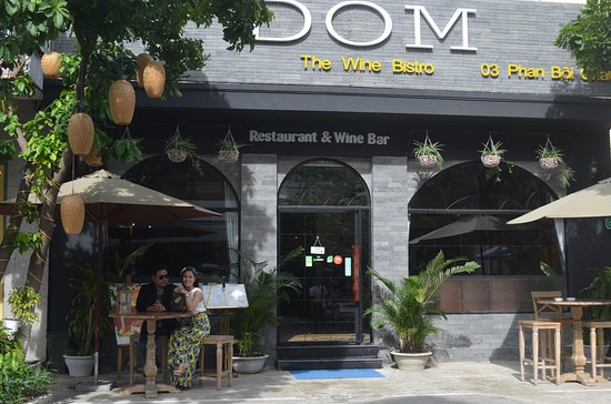 Dom The Wine Bistro Da Nang Restaurant Bewertungen
