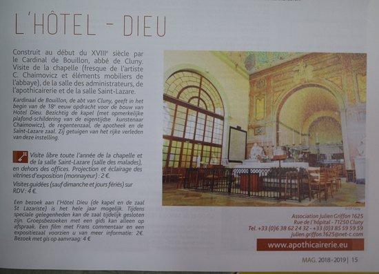 Hotel-Dieu de Cluny