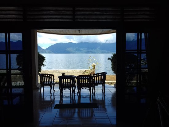 Maninjau, Indonesien: from inside