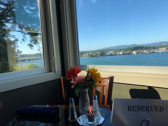 View From Restaurant Picture Of Best Western Pier Point