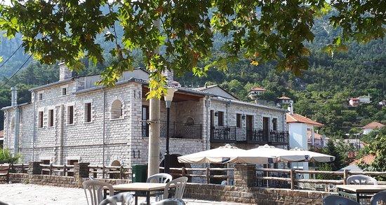 Rodavgi, Grekland: Ο ξενώνας
